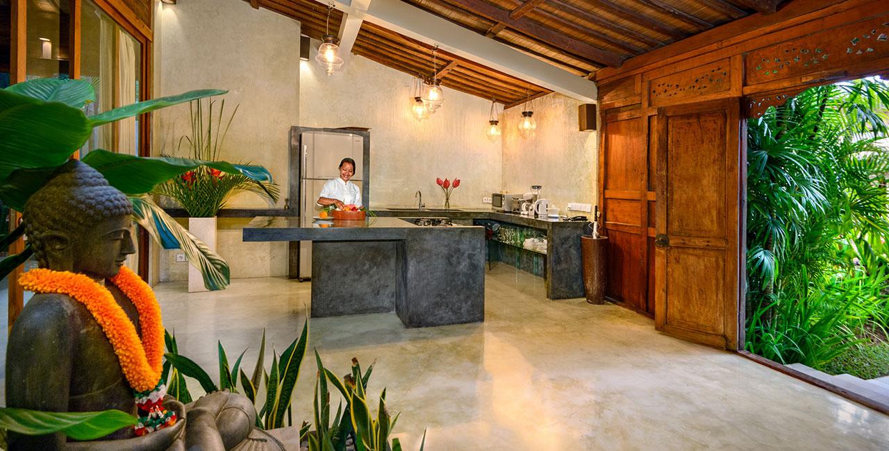 Villa Cantik facilities